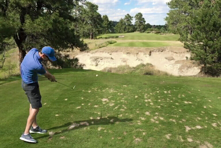 Golfing doctor