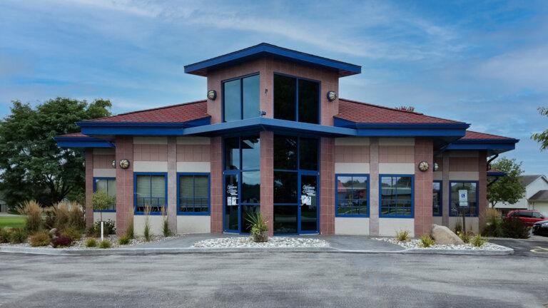 West Salem location storefront